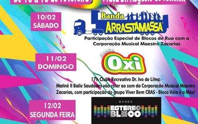 Carnaval 2018 em Dom Viçoso