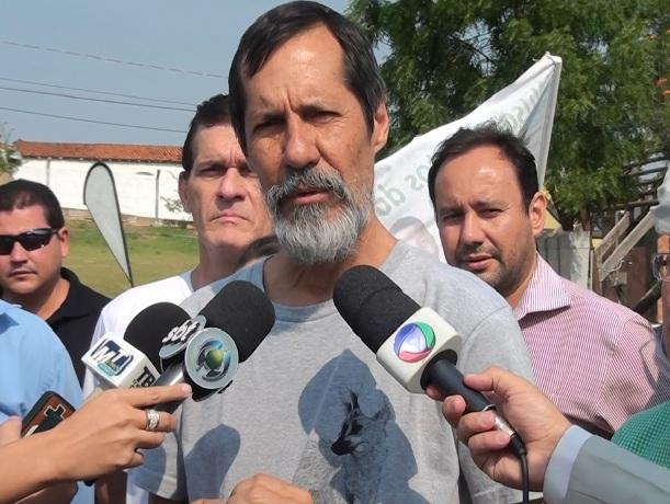 Em Cuiabá, Eduardo Jorge defende a sustentabilidade no agronegócio