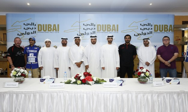Dubai: Over 70 Entries Confirmed for the  2016 Dubai International Rally this weekend