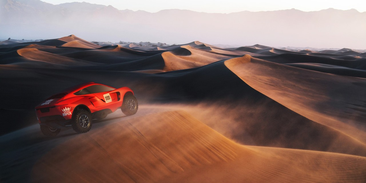 Rally: Nani Roma confirmed to drive for new Bahrain Raid Xtreme team in Dakar 2021