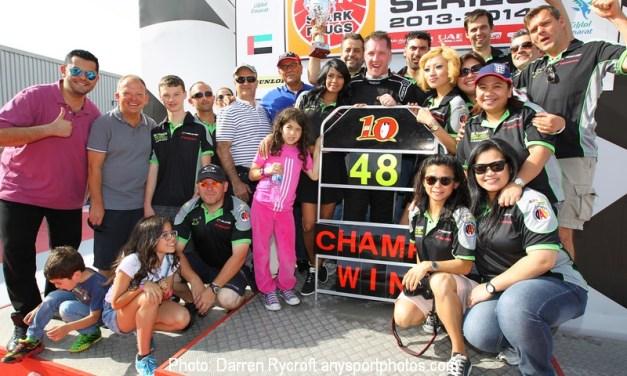 Dubai: DAMC – Zettanet Racing – The Finale!
