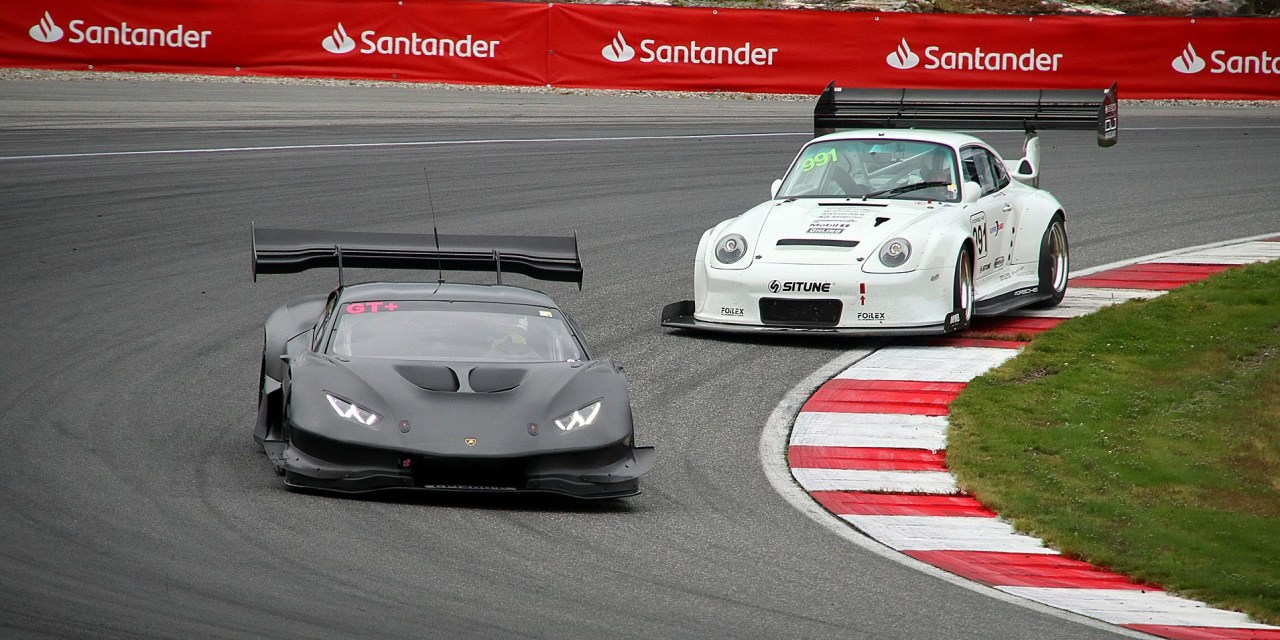 GT: Norway's successful extreme GT+ class expands to a full Scandinavian wide Championship for the North European Zone