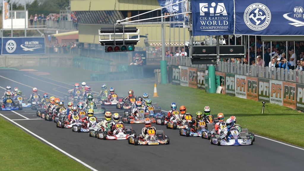 Karting: Bahrain International Karting Circuit set for action-packed final KF round