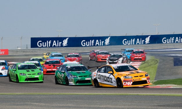 V8 Chevrolet Supercars Middle East receive major upgrades package for new season