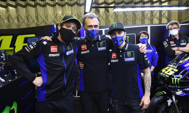 MotoGP: Yamaha Factory Racing Team thank Valentino Rossi for 15 unforgettable years