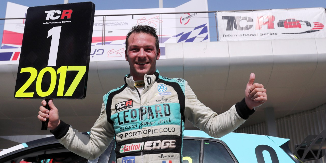 Dubai: Vernay is crowned TCR Drivers' champion, Oriola and Comini share race victories
