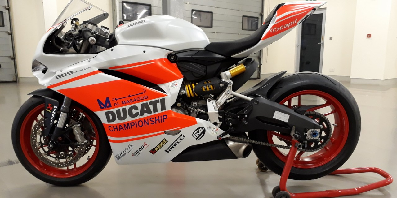 Dubai: New 'Arrive and Ride' Ducati Championship and 600cc National Motorcycle Championships launched by Al Masaood dealership