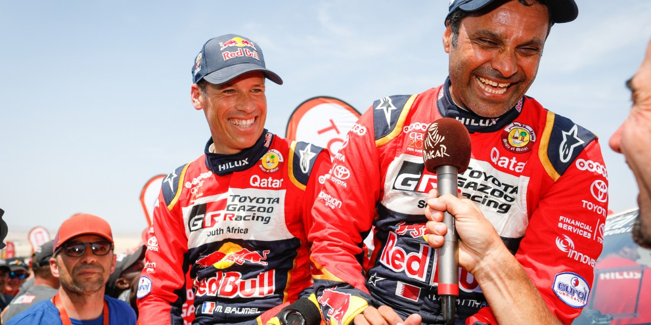 Dakar: Nasser Al-Attiyah aims picking up the first title to be contested in Saudi Arabia