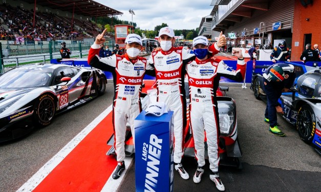 ELMS: ORLEN Team WRT win takes Drivers' and Teams' title 2021 at 4hr of Spa