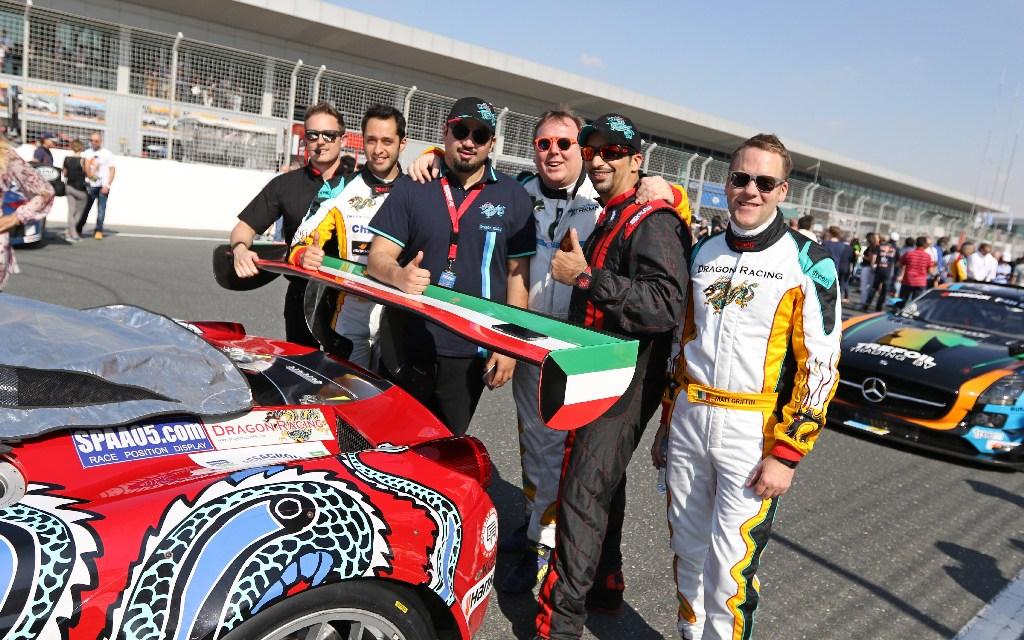 Dubai 24hr: Competitive performance for Kuwait star Khaled Al Mudhaf in his toughest Dubai 24 hrs