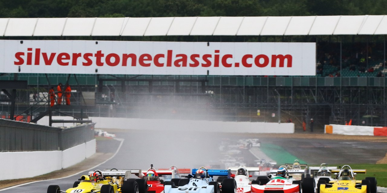 Events: Record breaking event wows crowds on another record-breaking Silverstone Classic