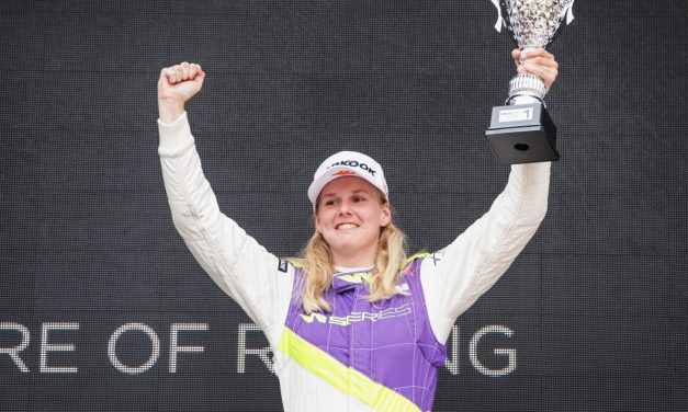 WSeries: Dutch driver Beitske Visser takes victory after an exhilarating second WSeries race at Zolder