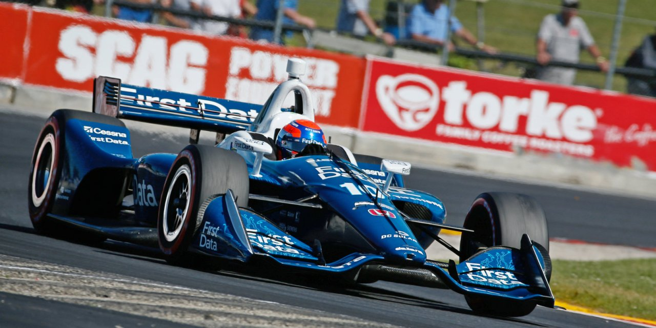 IndyCar: Jones maintains upward momentum with Road Americatop ten charge