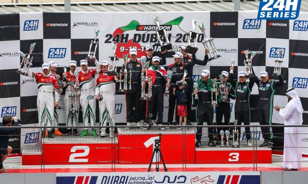 24H: Black Falcon Mercedes-AMG wins rain-shortened 15th Hankook 24H Dubai