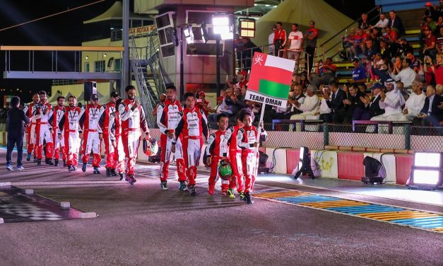 Oman: Inaugural MENA Karting Championship Nations Cup and UAE RMC double-header a big success