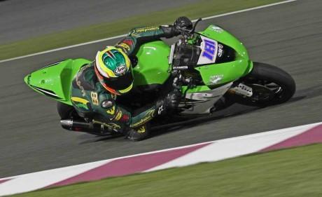 Abdulaziz Bin Ladin wins both Qatar Supersport races