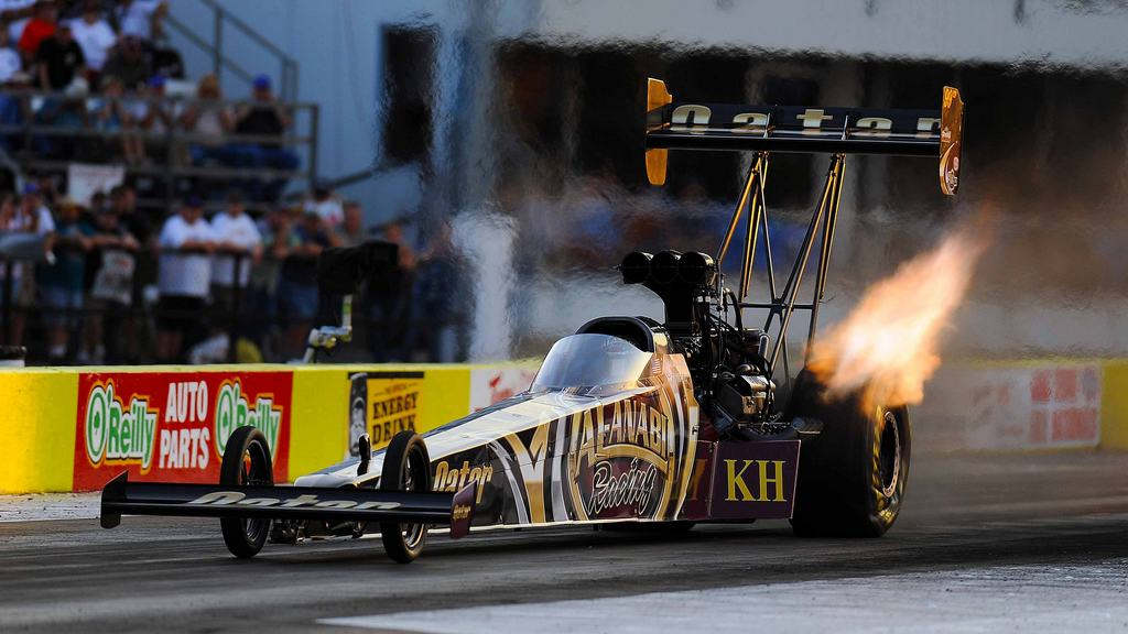 Drag: Al Balooshi and Qatar's Al Anabi Racing enter new NHRA Mello Yello season with high optimism