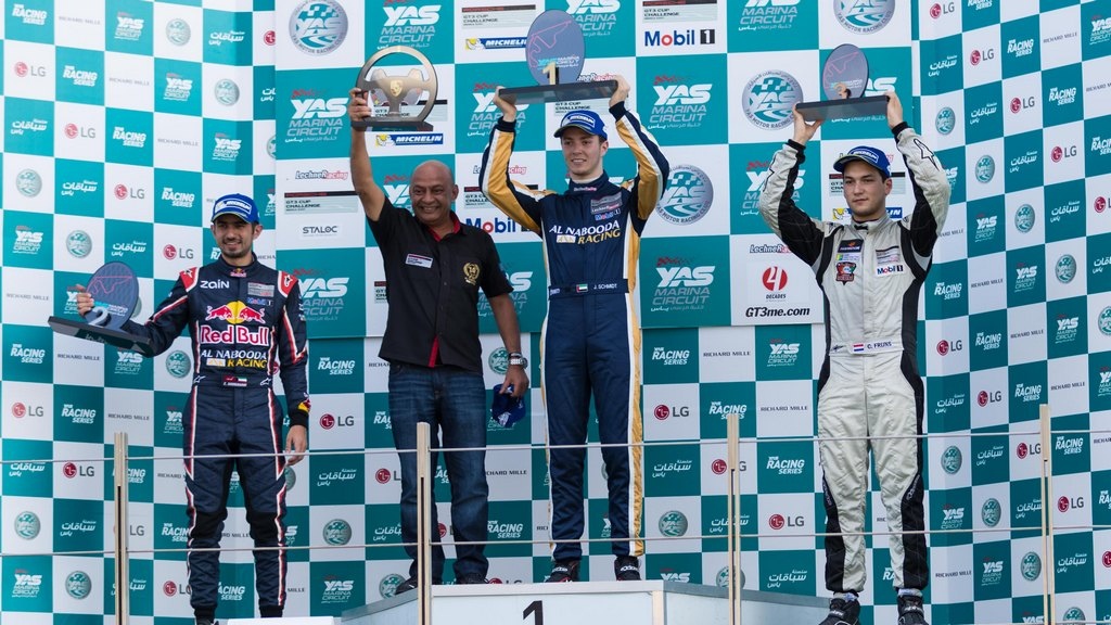 Porsche Cup: Al Nabooda Racing thrive as Porsche GT3 Cup Challenge Middle East reaches halfway stage