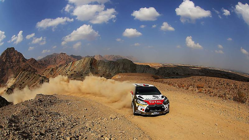 Rally: Broken drive shaft spoils Al Qassimi's lead on day two in Oman Rally