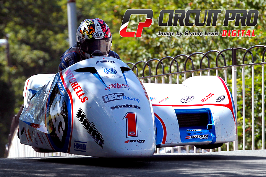 Isle of Man TT: Double Top for Birchall Brothers