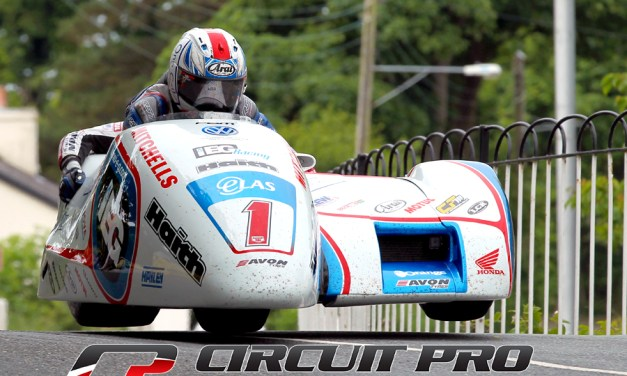 IOM TT 2018 – Post race report – Sidecar race two as the Birchall brothers make history