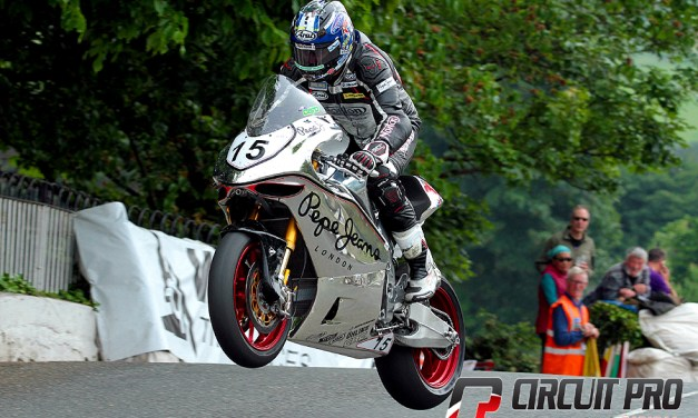 IoM TT: Davo Johnson – Man from Down Under On Top of the World