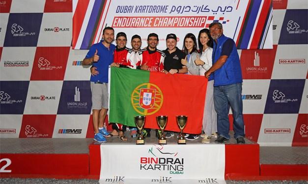 Dubai: 2018 Endurance Championship: Bin Drai Karting Team cruise to victory