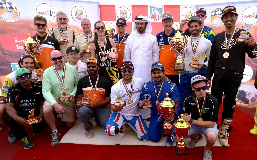 UAE: Emirates Desert Champions crowned in championship finale