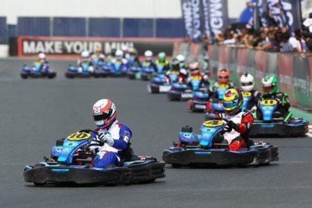 Endurance Championship Driven by MINI at Dubai Kartdrome