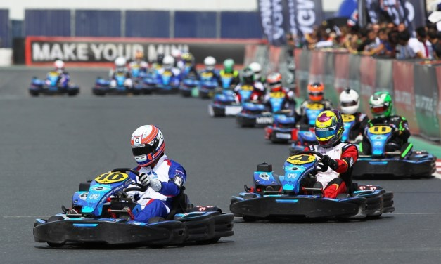 Dubai: Karting Endurance Championship Driven by MINI resumes after summer break