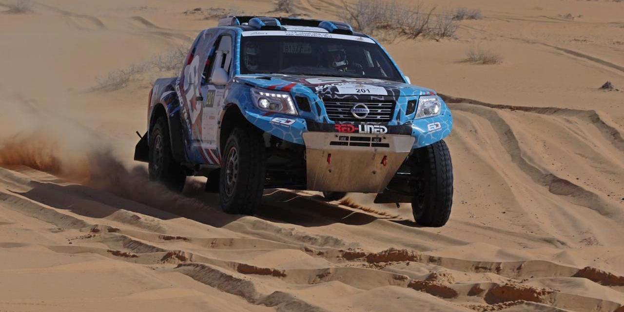 Saudi: Al Dossari, Al Khulaifi and Al Balooshi take top spots in Ha'il Rally