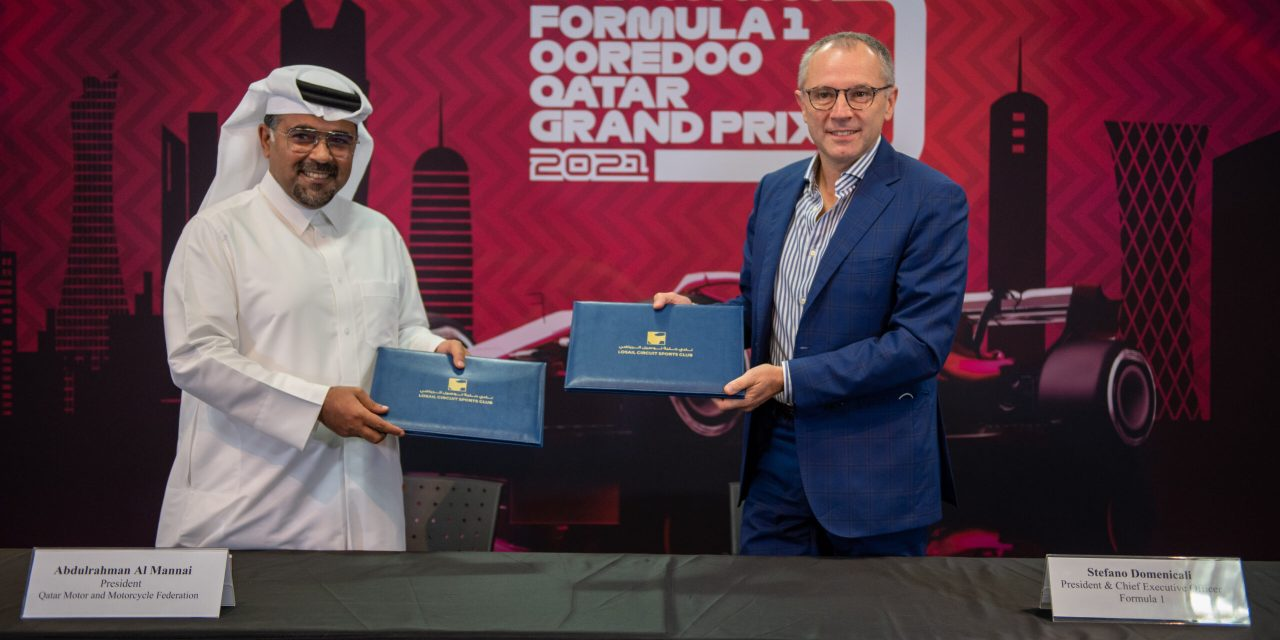 F1: Qatar to stage Formula 1 race this November replacing Australian GP event with future decade long agreement starting in 2023