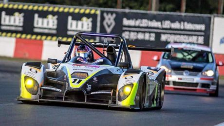 Amro in action at 24h of Zolder