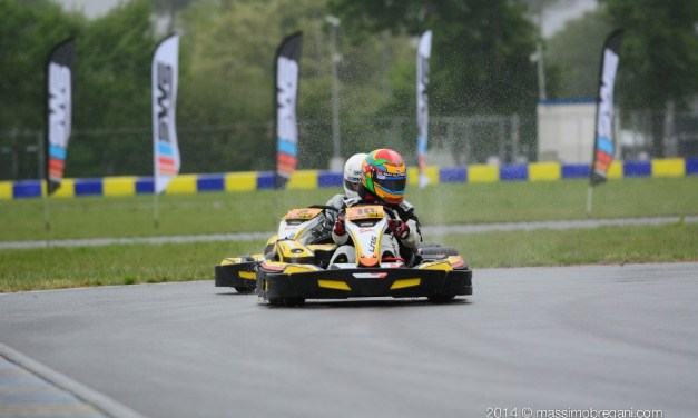Racer Diaries: 12yr old Dubai racer Logan Hannah reports on her debut in the SWS World Karting Championship at Le Mans