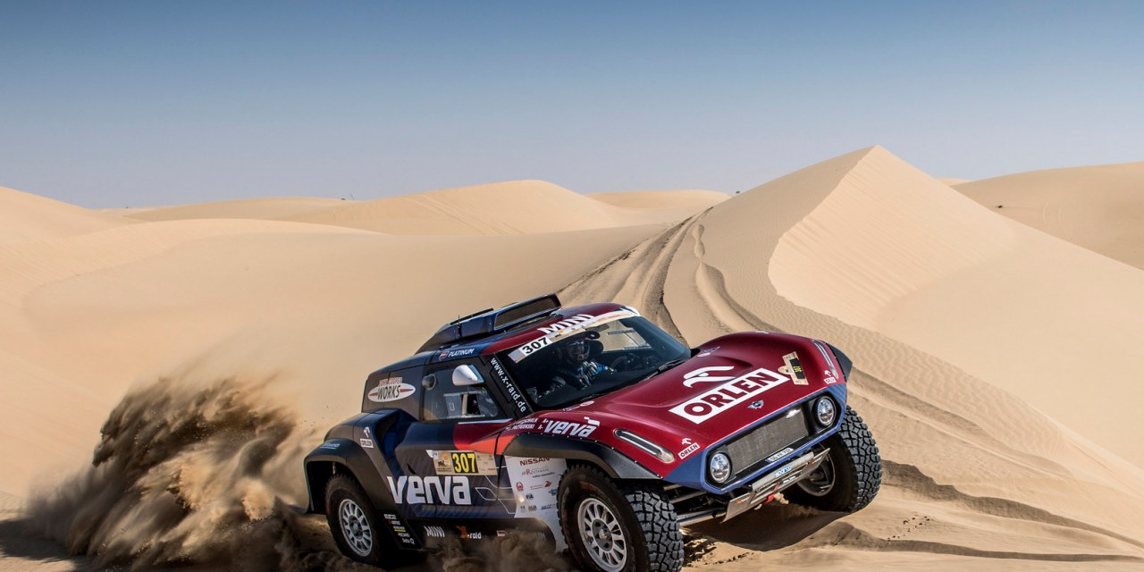 Dubai: Przygonski completes back-to-back victories as Mare claims bikes title in Dubai International Baja