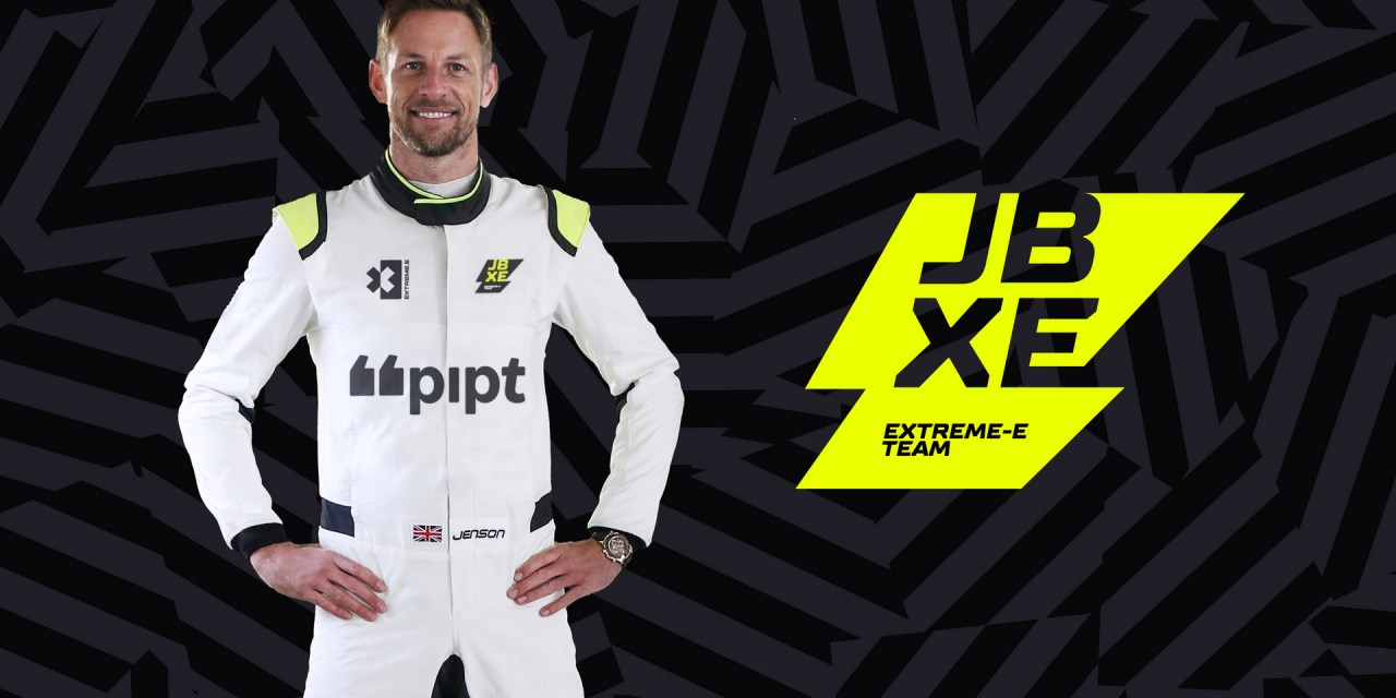 Extreme E confirms Jenson Button as team owner and driver