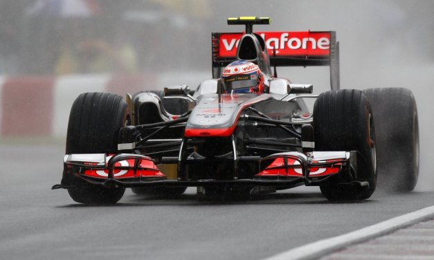 Formula 1: Excitement and action grips Canadian Grand Prix as rain offers Button his chance to shine