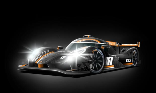 LMP3: Ginetta unveils its new second generation LMP3 Sports Prototype