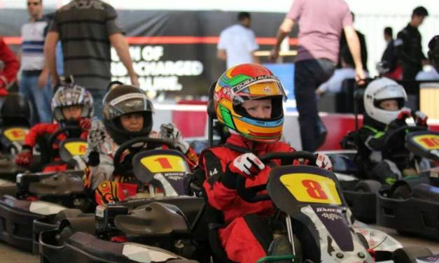 Dubai: 12year old Dubai schoolgirl Logan Hannah jets off to Le Mans for Sodi Junior karting world finals