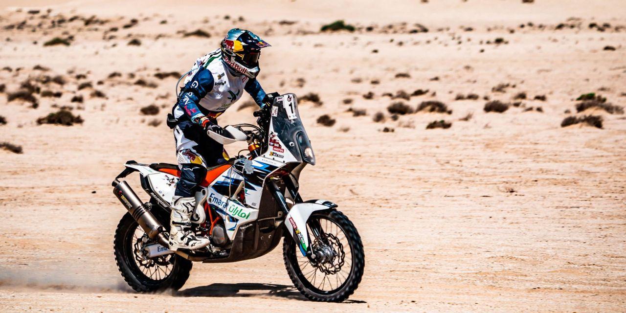 Qatar: Al Balooshi, Al Tuwauri and Al Kuwari seal victories in Qatar International Baja