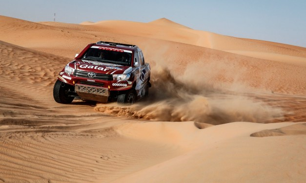 Rally: Al Attiyah cruises to second Desert Challenge victory as Toby Price takes bikes crown
