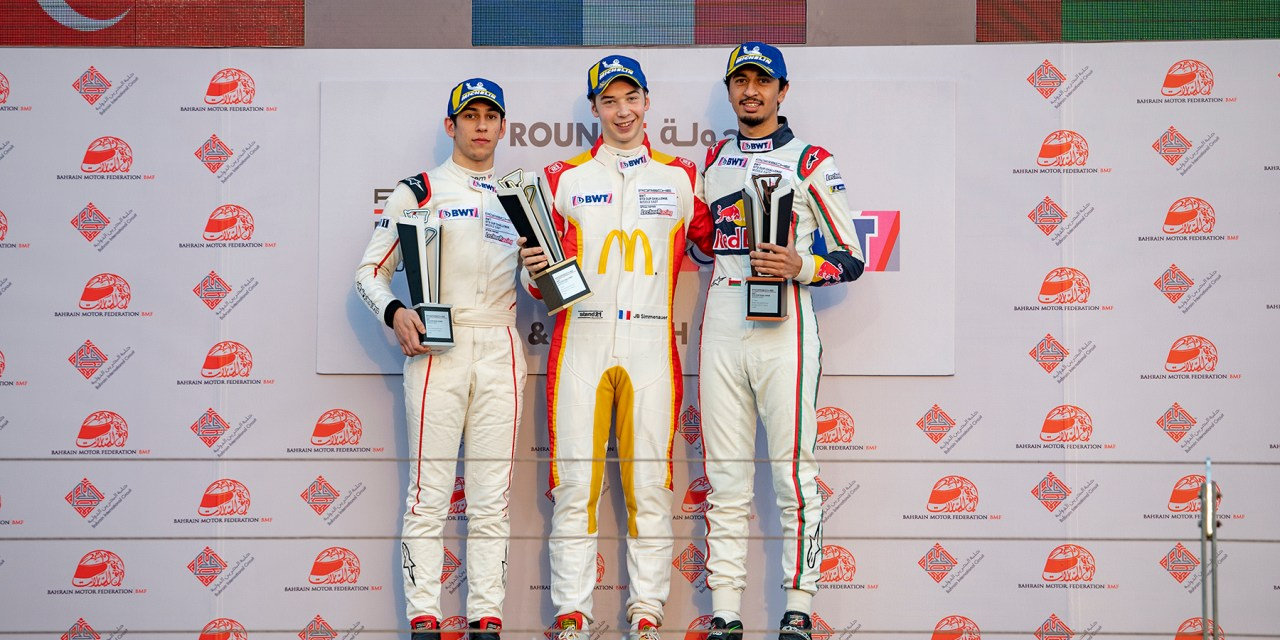 Bahrain: Besler takes top spot in Race 2 while Simmenauer takes win in Race 3 in round 5 of Porsche BWT GT3 Cup Challenge Middle East