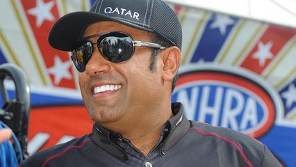 NHRA: Qatar's Al Anabi driver Al Balooshi starts countdown to playoffs as Langdon defends World Title