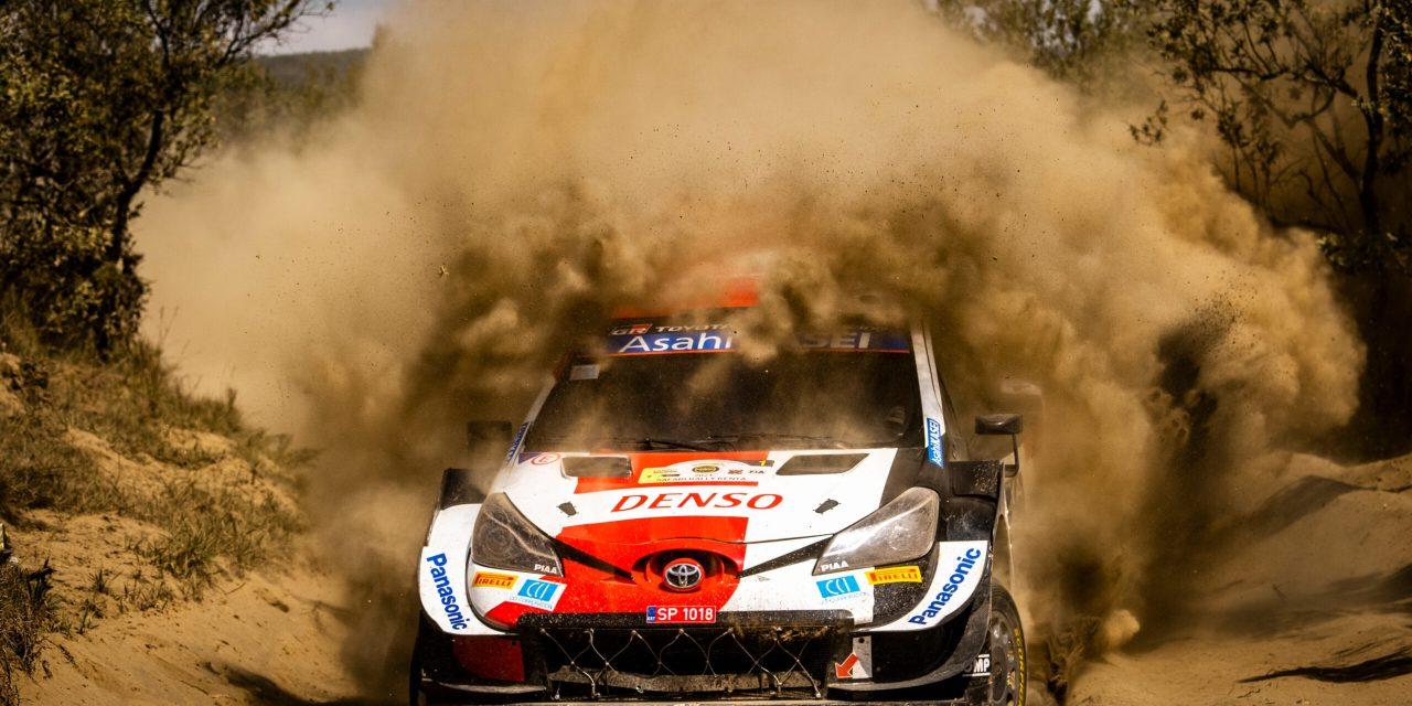 WRC: Safari Rally Kenya – Last day drama sees Sébastien Ogier snatch victory in Africa