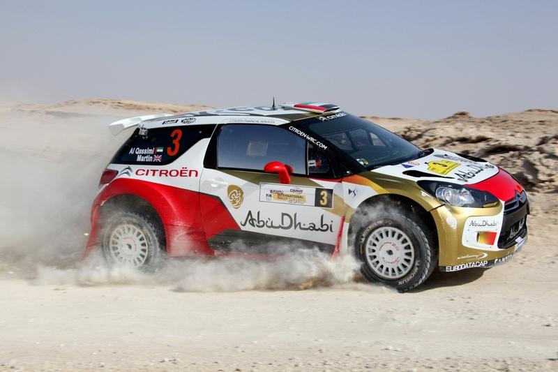 WRC: UAE star Al Qassimi primed for WRC return in Rally Sweden