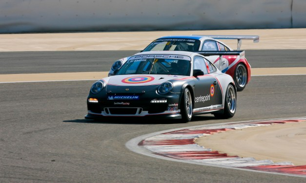 Porsche ME: Bahraini Sheikh Salman bin Rashid extends lead in the championship with a dramatic Porsche GT3 Cup victory in Saudi