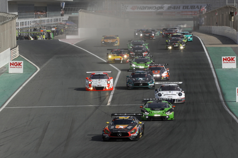Dubai: FIA World Motorsport Council approves 2018 Creventic Series as cars and equipment are shipped to Dubai