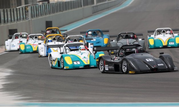 UAE Radical Cup: Twenty cars expected for new season start on October 19