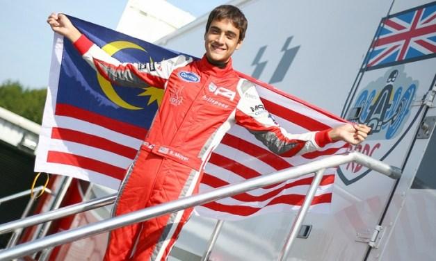 Malaysian teenager Rahul Mayer selected for young driver McLaren Performance Academy