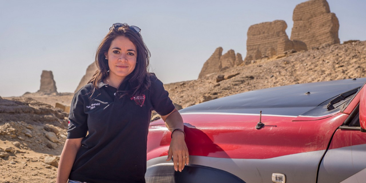 Rally: Egyptian female duo set to challenge for honours in new Jordan Baja